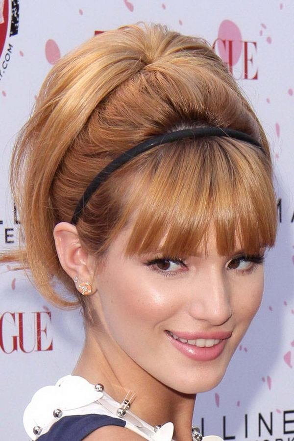 Best 25 Cool Hairstyles With Headbands For Girls Hative With Pictures