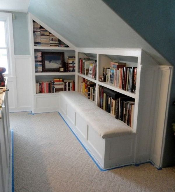 Best Creative Attic Storage Ideas And Solutions Hative With Pictures
