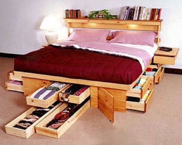 Best Creative Under Bed Storage Ideas For Bedroom Hative With Pictures