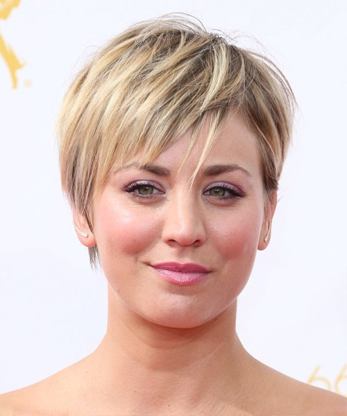 Free Kaley Cuckoo Or Whatever Looks Hideous With Short Hair Wtf Wallpaper