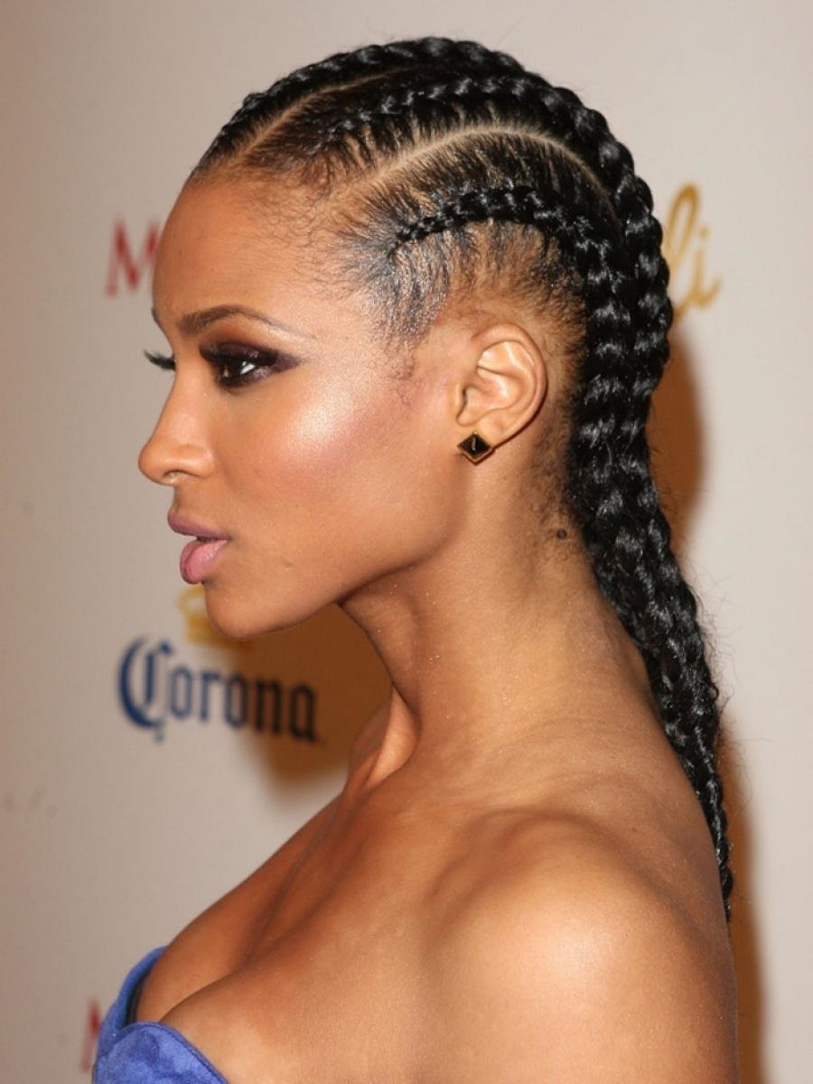 Free Stunning Braided Hairstyles For Long Hair Wallpaper