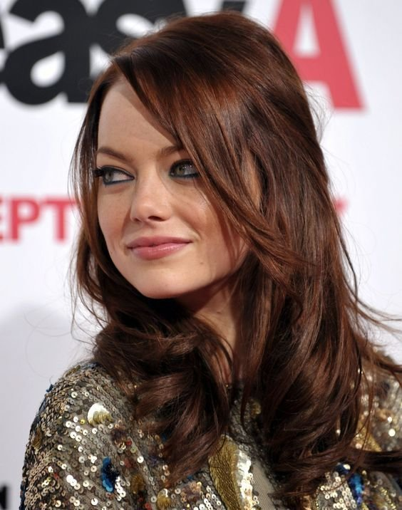 Free Top 35 Warm And Luxurious Auburn Hair Color Styles Wallpaper