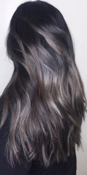 Free 35 Smoky And Sophisticated Ash Brown Hair Color Looks Wallpaper