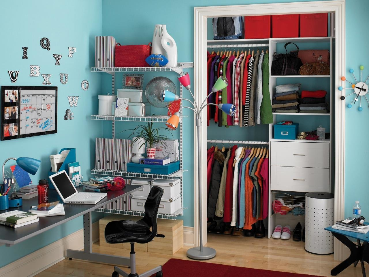 Best Closet Storage Shelves And Cubes Hgtv With Pictures