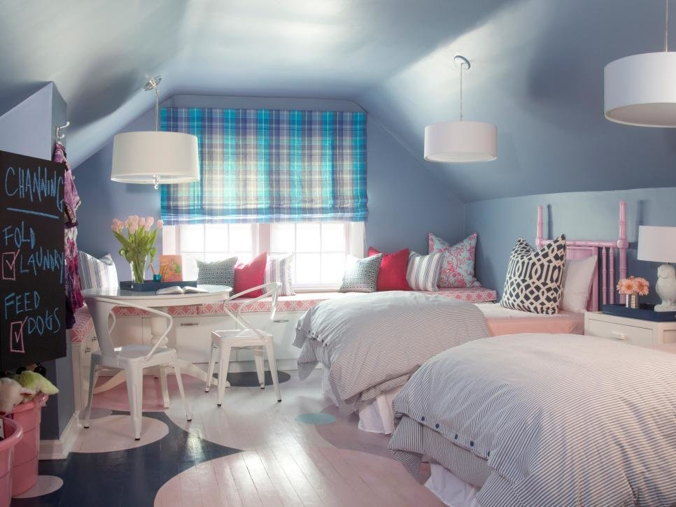 Best Before And After Attic Remodels Hgtv With Pictures