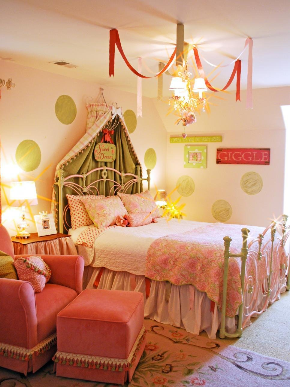 Best Princess Inspired Girls Rooms Hgtv With Pictures