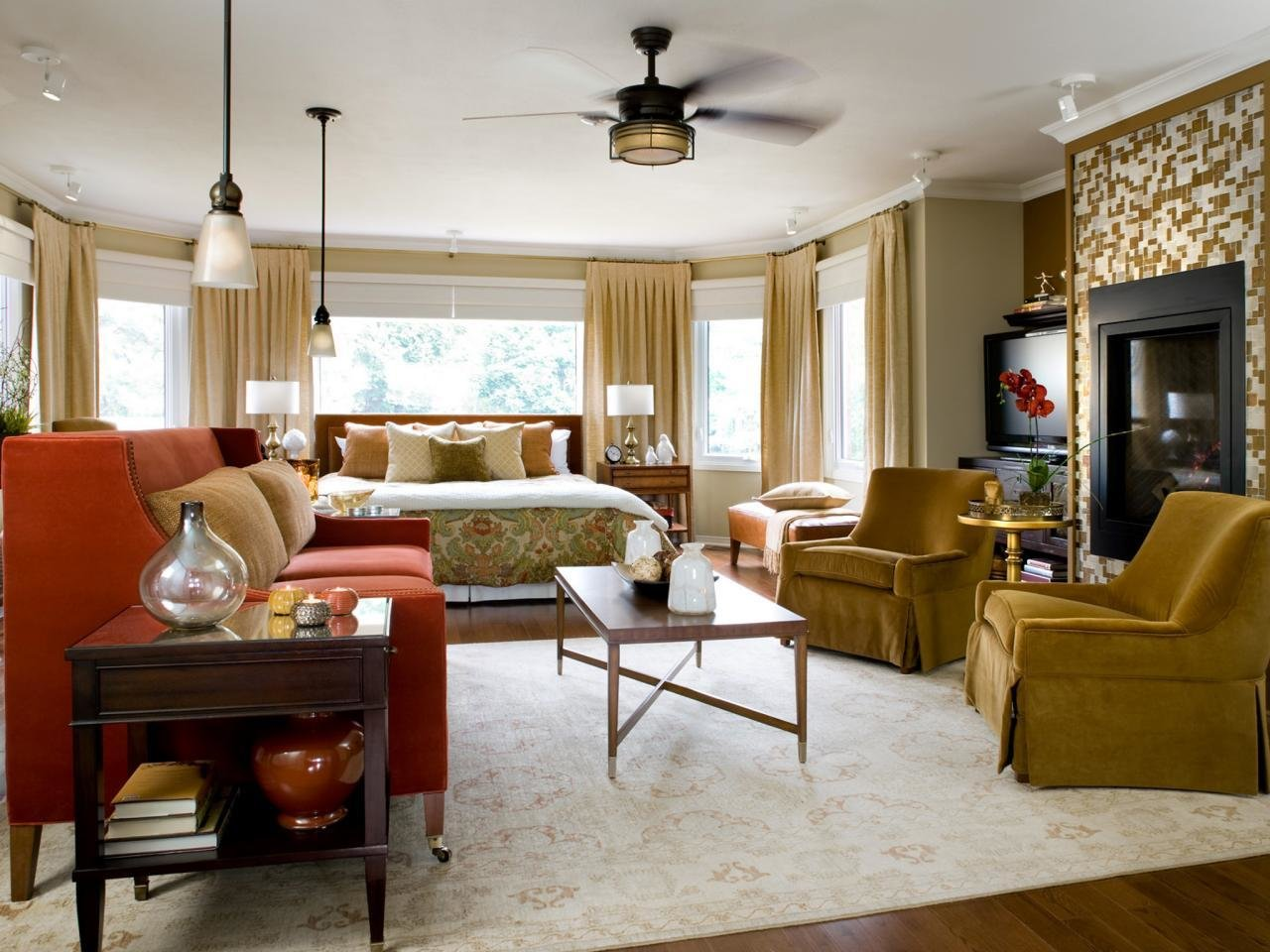 Best Colors For Master Bedrooms Home Remodeling Ideas For Basements Home Theaters More Hgtv With Pictures