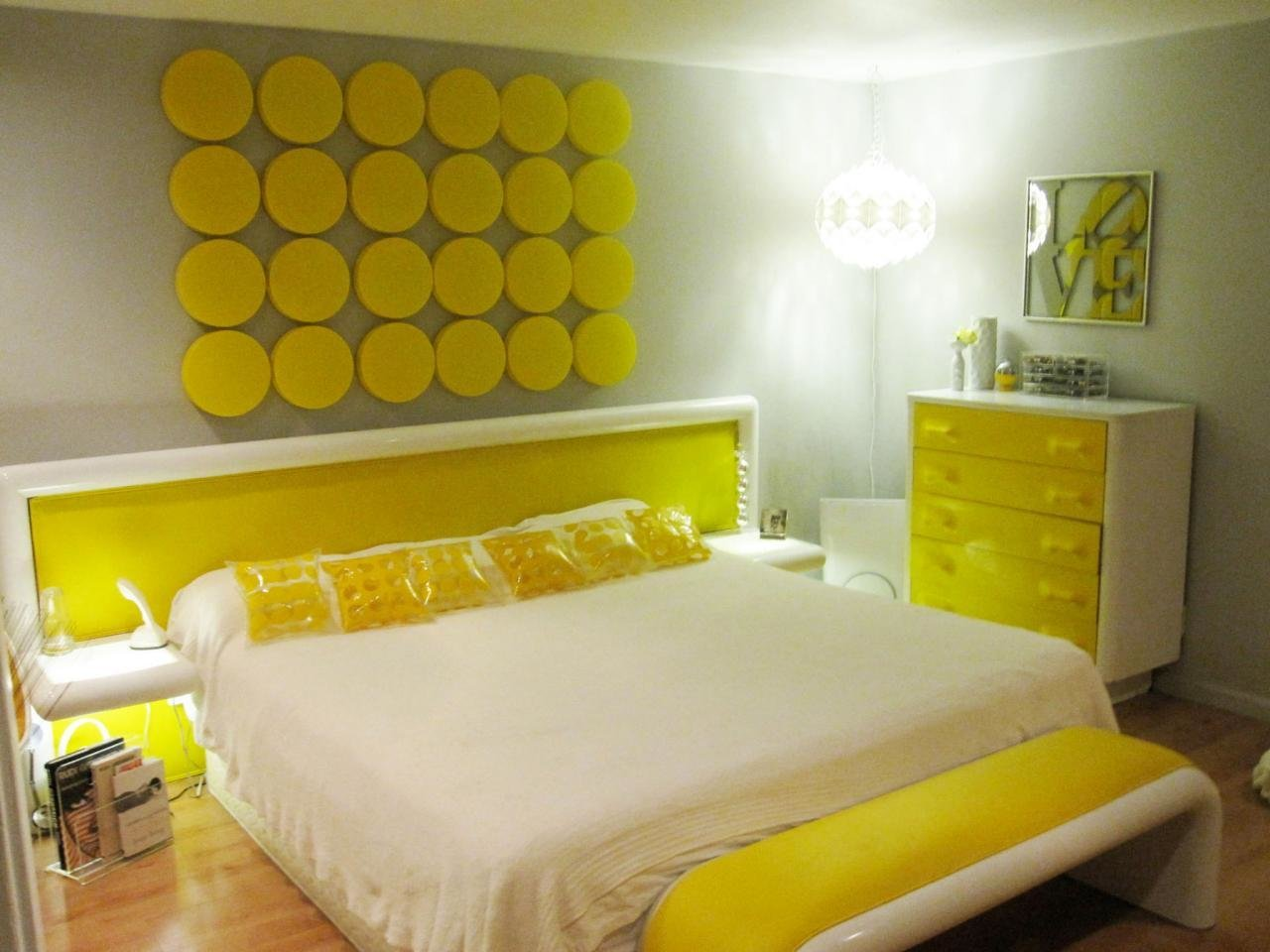 Best Yellow Bedrooms Pictures Options Ideas Hgtv With Pictures