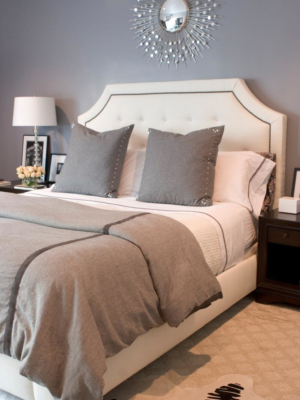 Best Crisp White Headboards Hgtv With Pictures