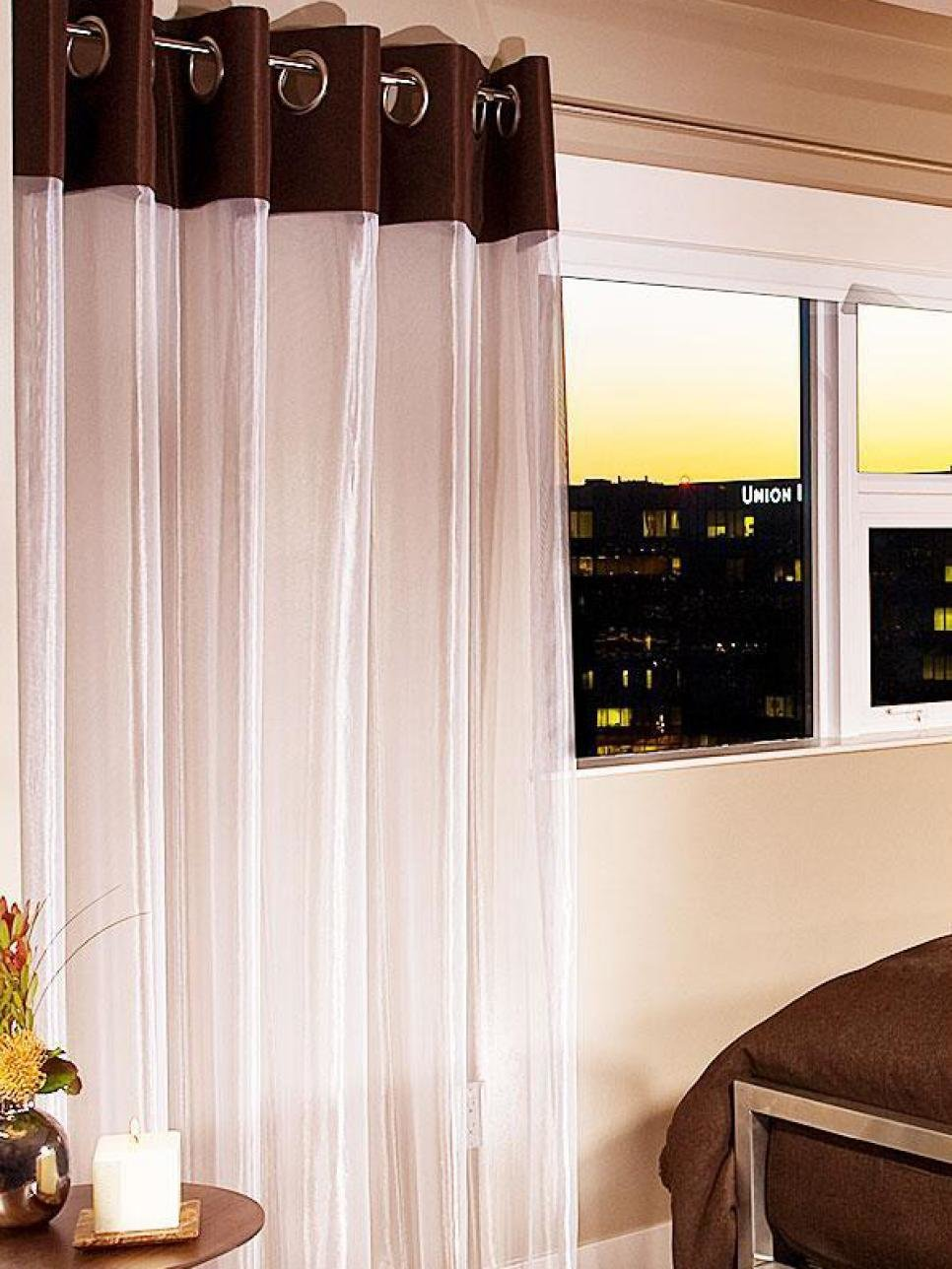 Best 7 Beautiful Window Treatments For Bedrooms Hgtv With Pictures