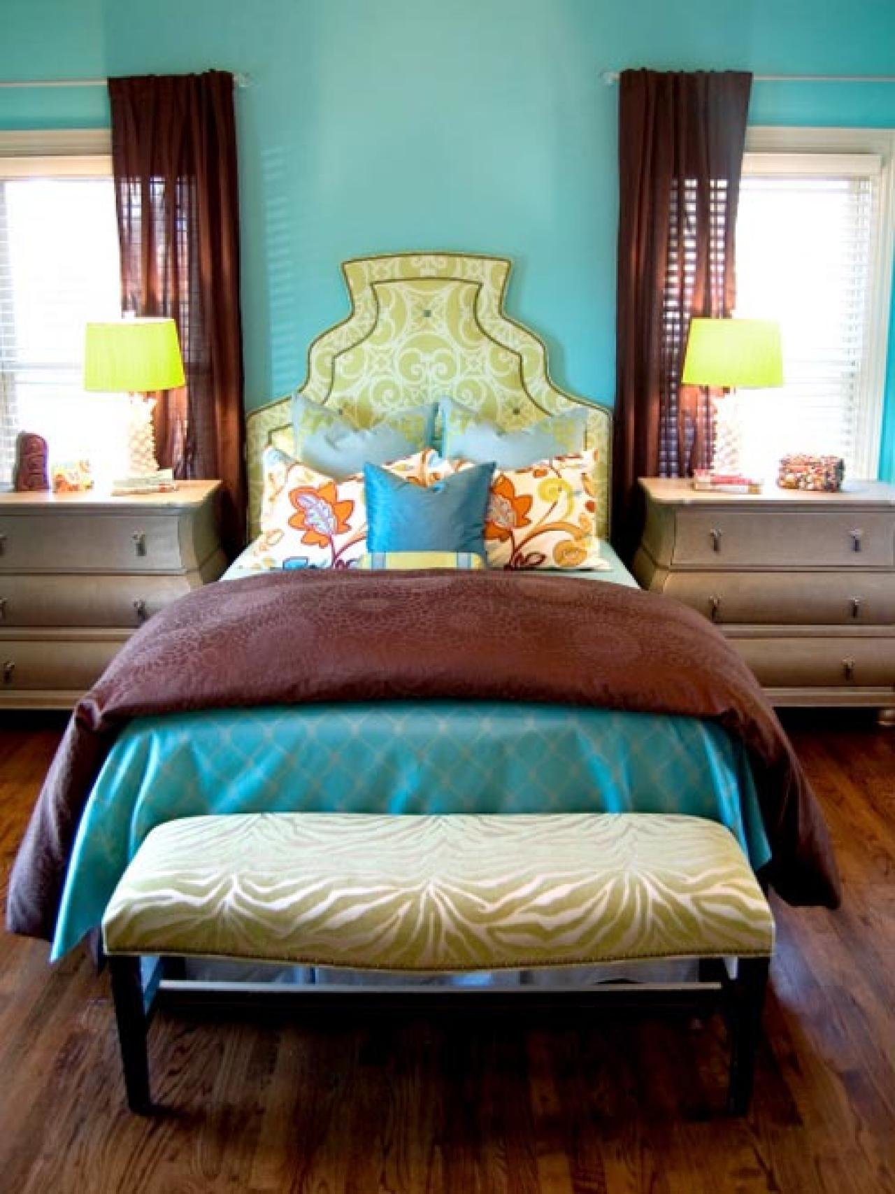 Best 20 Colorful Bedrooms Bedrooms Bedroom Decorating Ideas With Pictures
