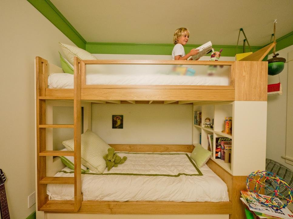 Best Woodland Themed Boy S Room Hgtv With Pictures