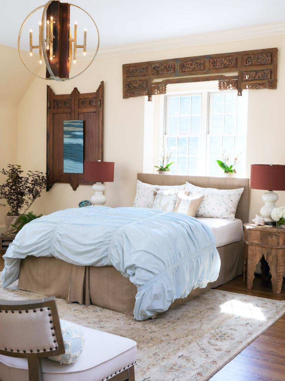 Best Window Treatments 20 Cornice Styles To Steal Hgtv With Pictures