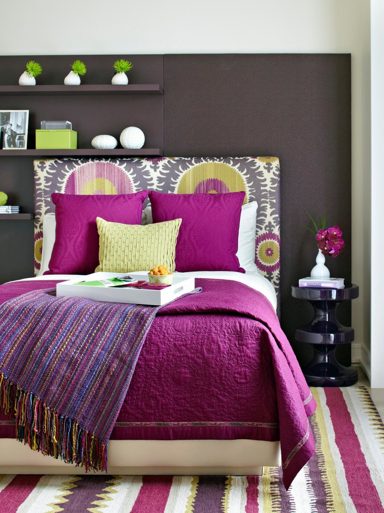 Best Beautiful Bedrooms 15 Shades Of Gray Bedrooms Bedroom Decorating Ideas Hgtv With Pictures