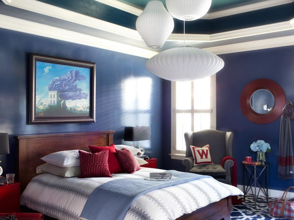 Best Master Bedroom Design For A Bachelor Hgtv With Pictures
