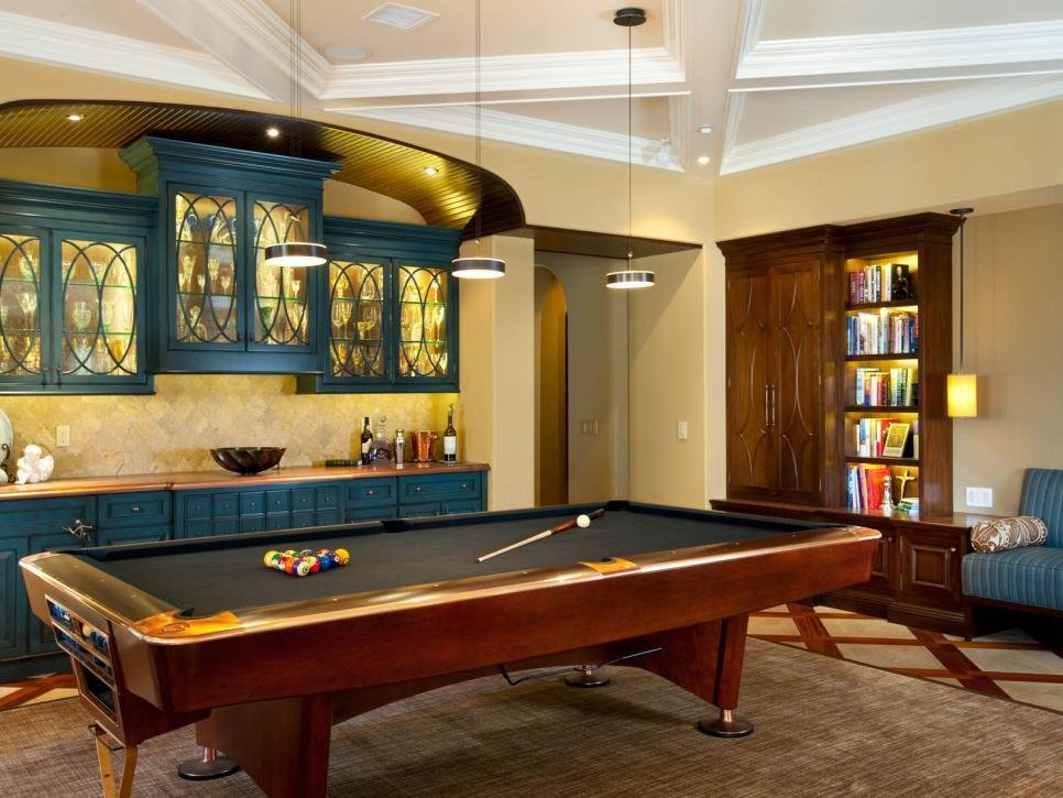 Best Game Room Design Game Room Ideas Gallery Hgtv With Pictures