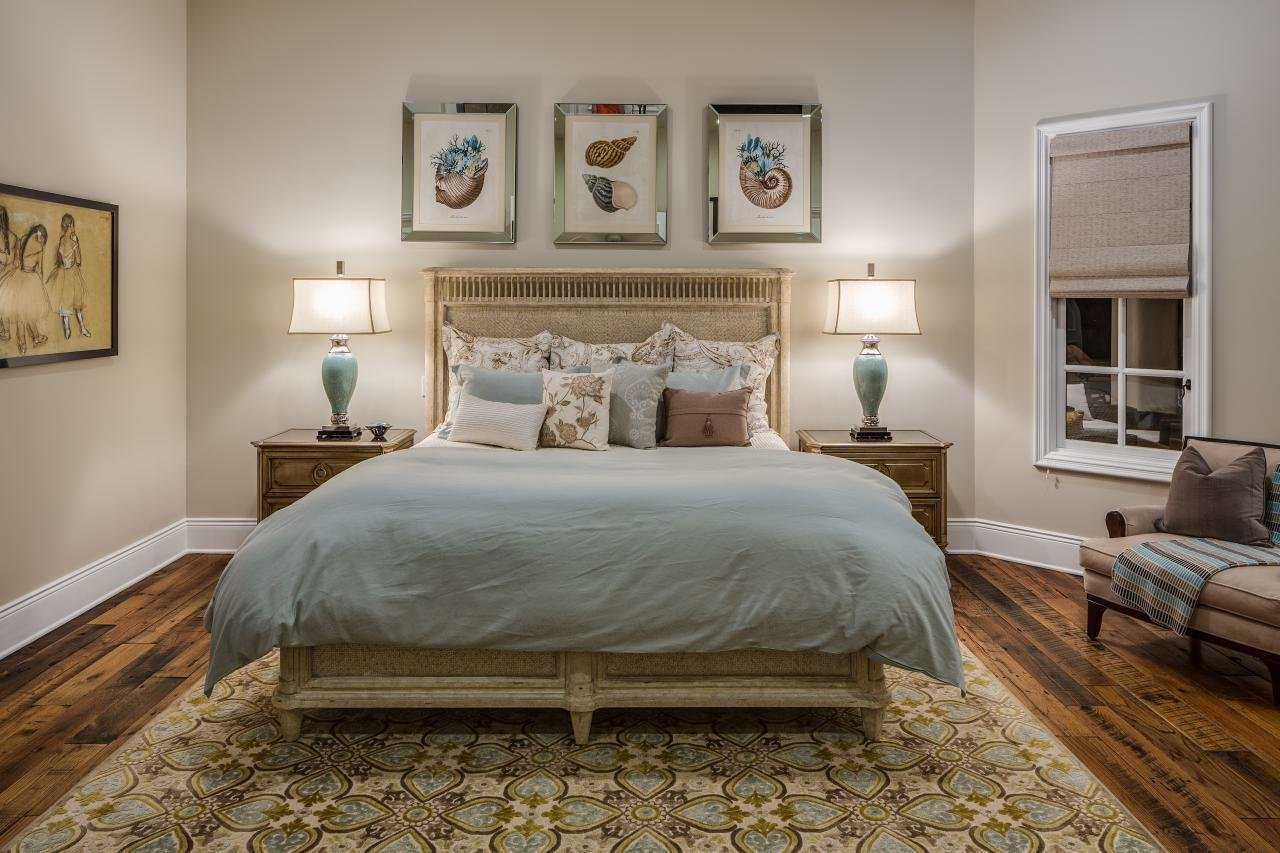 Best Neutral Coastal Master Bedroom Photos Hgtv With Pictures