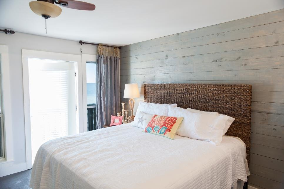 Best Rustic Chic Master Bedroom Renovation From Hgtv S Beach With Pictures