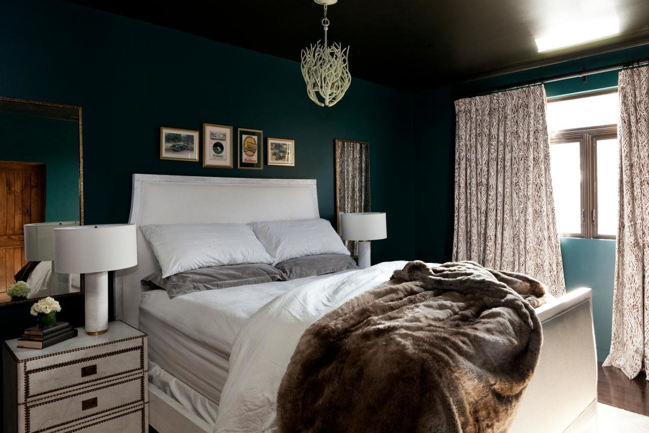 Best Add Drama To Your Home With Dark Moody Colors Hgtv S With Pictures