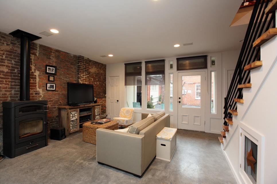 Best Before And After Garage Remodels Hgtv With Pictures