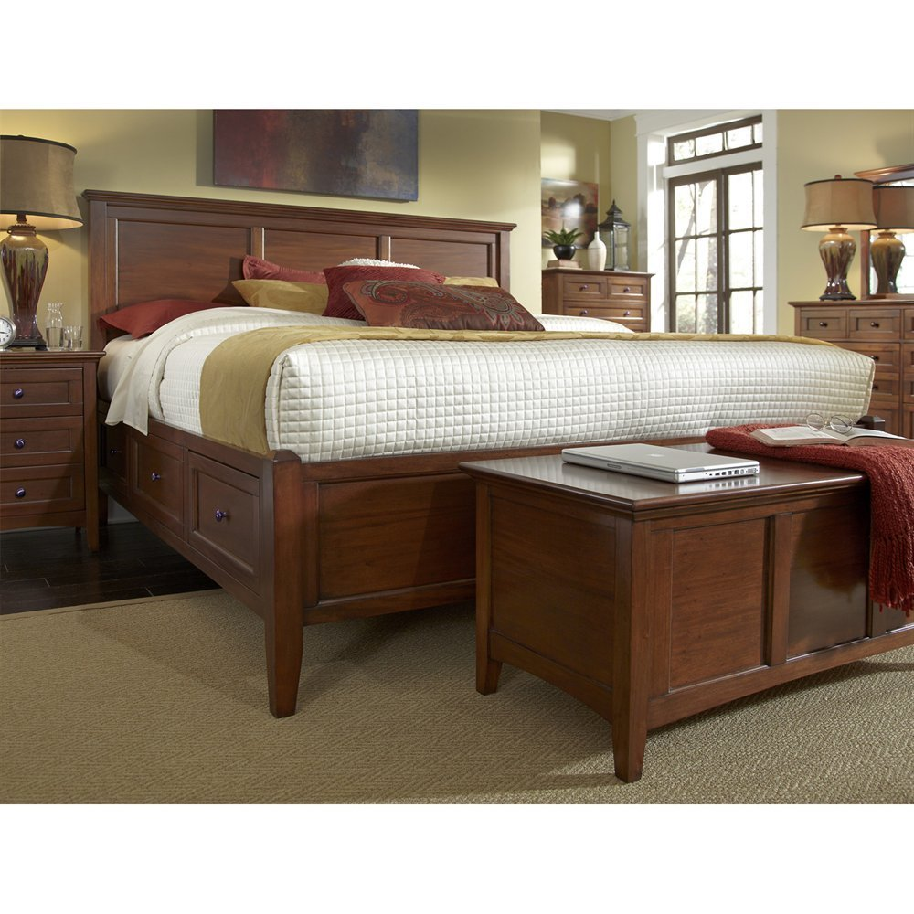 Best A America Wslcb5 Westlake Storage Bed Atg Stores With Pictures