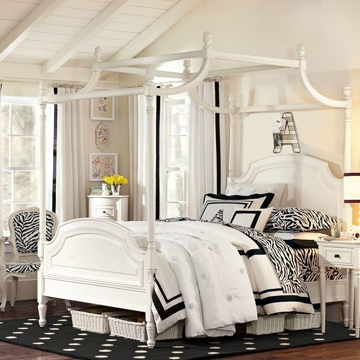 Best Bedroom Ideas Canopy Bed With Contemporary Design With Pictures