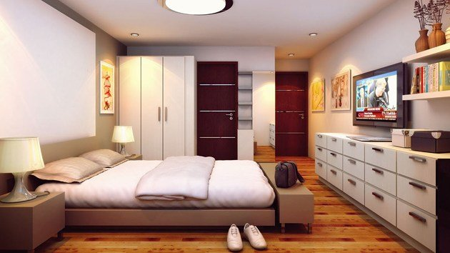 Best Smart Storage Tips For A Clutter Free Bedroom Home Design Lover With Pictures