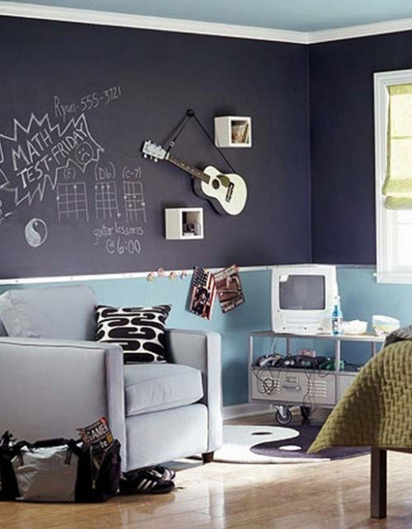 Best Inspiring New Music Themed Bedroom Design With Pictures