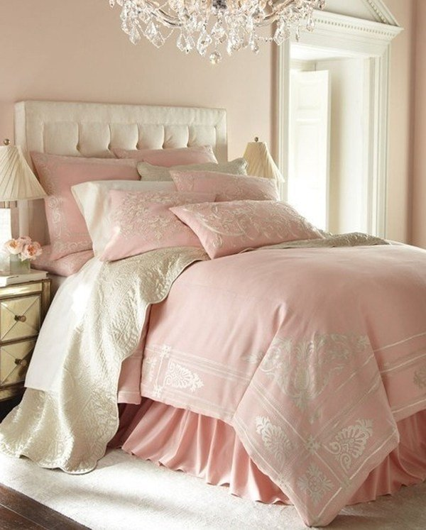 Best Chic And Charming Pink Pastel Bedroom Design With Pictures