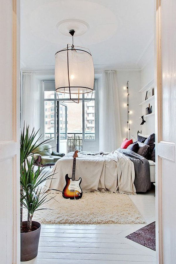 Best 22 Delightful Diy String Lights In The Bedroom Home With Pictures