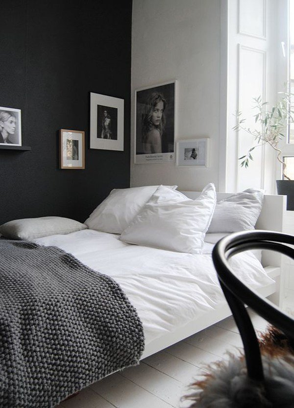 Best 10 Black And White Bedroom For T**N Girls Home Design With Pictures
