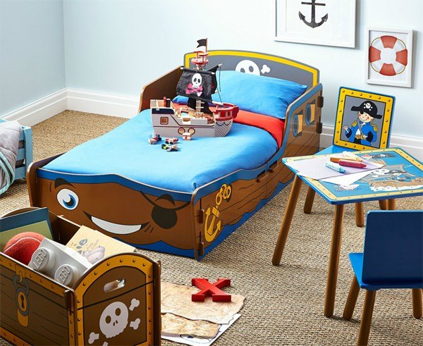 Best 20 Pirate Themed Bedroom For Your Kids Adventure Home Design And Interior With Pictures