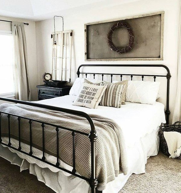 Best 25 Cozy And Stylish Farmhouse Bedroom Ideas Home Design With Pictures