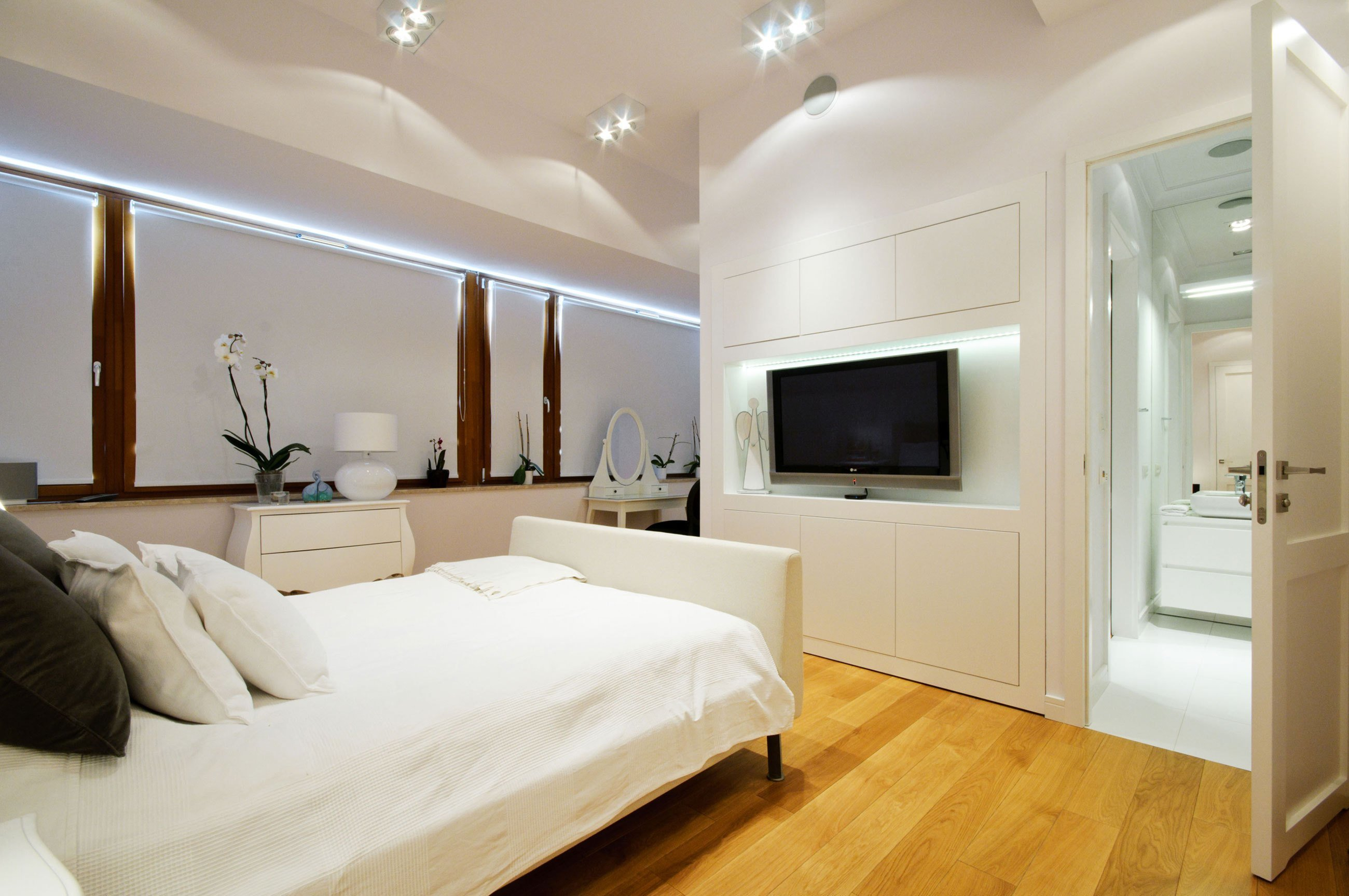 Best Modern Bedroom Television Ideas Homesfeed With Pictures