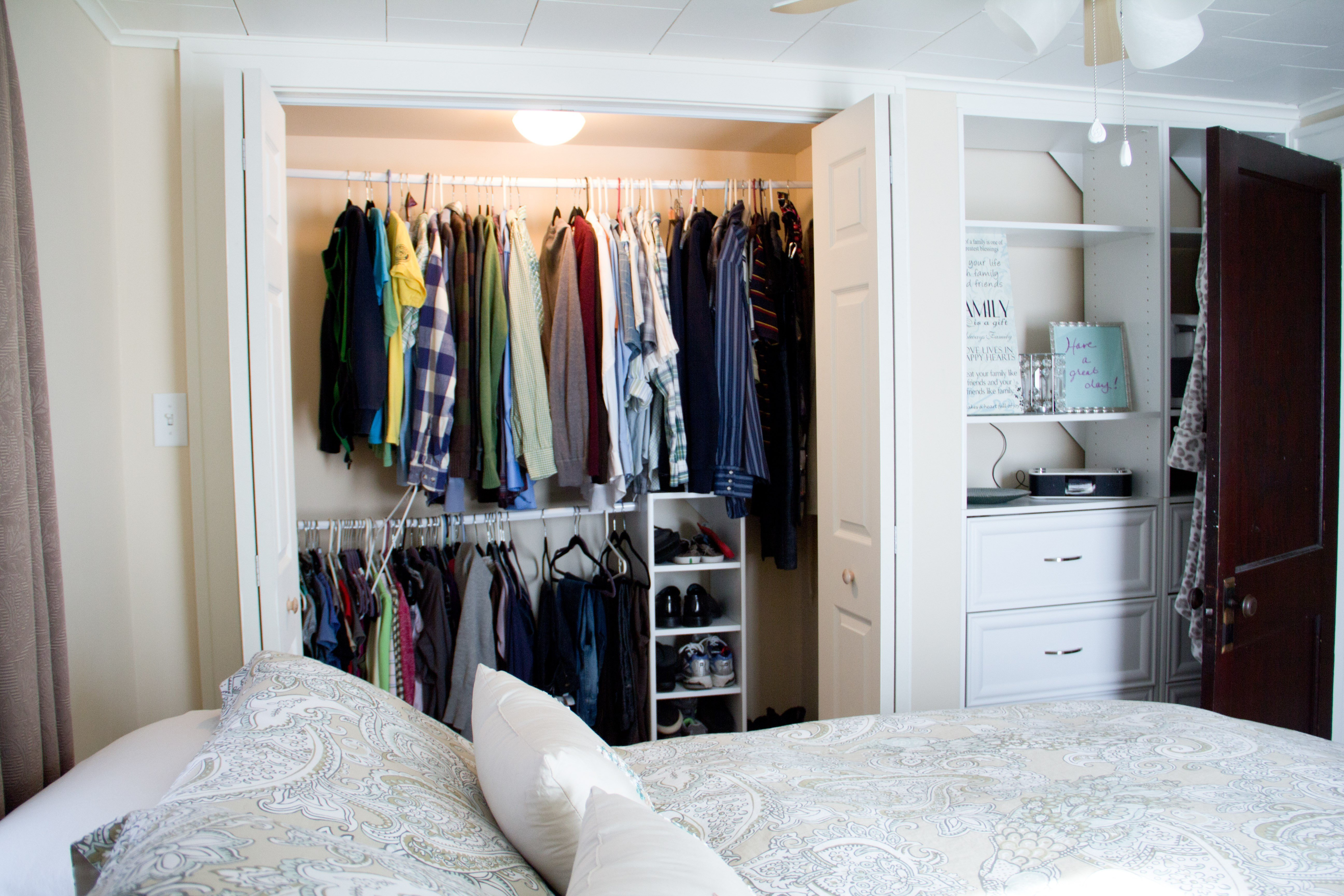 Best Small Bedroom Closet Organization Ideas Homesfeed With Pictures
