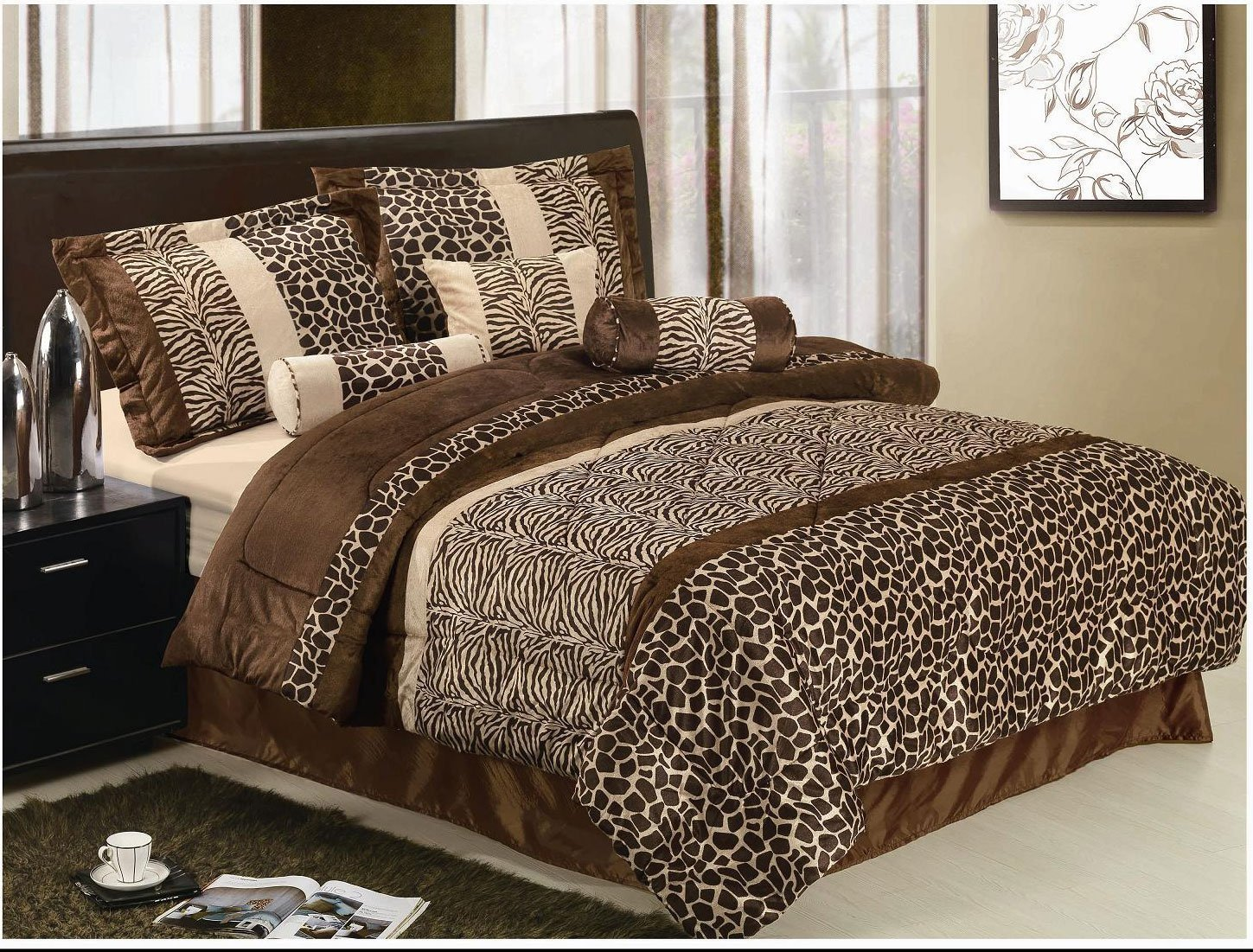 Best Safari Bedroom Decor Ideas Homesfeed With Pictures
