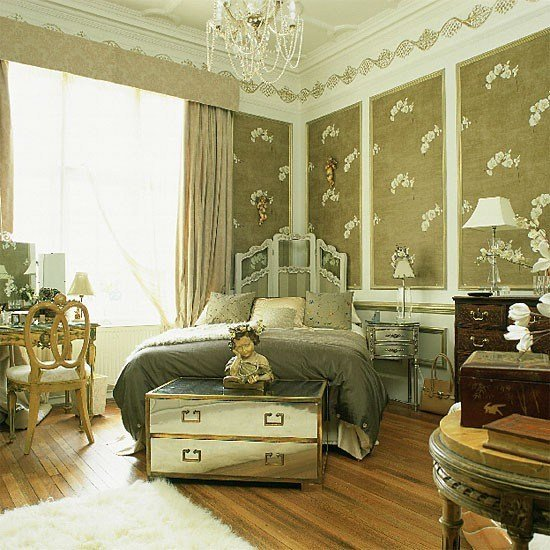 Best Vintage Bedroom Antique Furniture Retro Decorating With Pictures