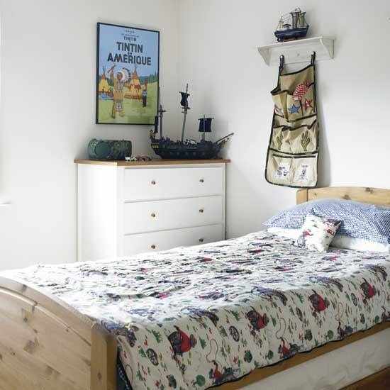 Best Boy S Comic Bedroom Housetohome Co Uk With Pictures