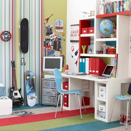 Best Cool And Funky Teenager S Bedroom Bedroom Ideas Image Housetohome Co Uk With Pictures