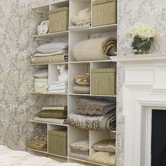 Best Bedroom Storage Shelves Bedrooms Design Ideas Image With Pictures