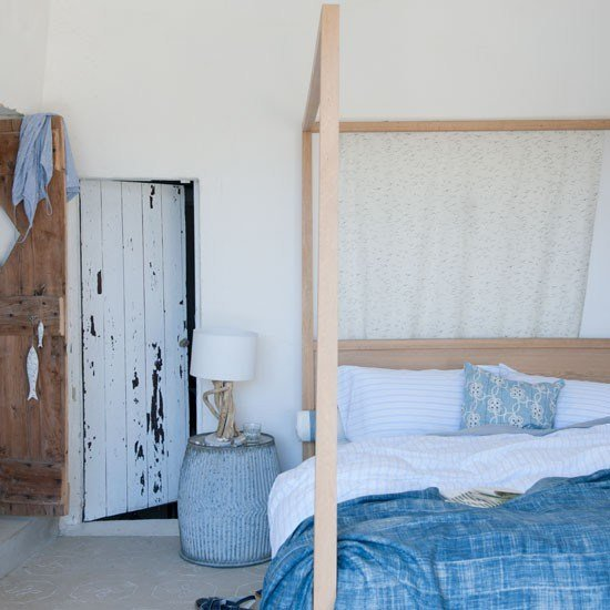 Best Rustic Blue Bedroom Blue Bedroom Ideas Housetohome Co Uk With Pictures
