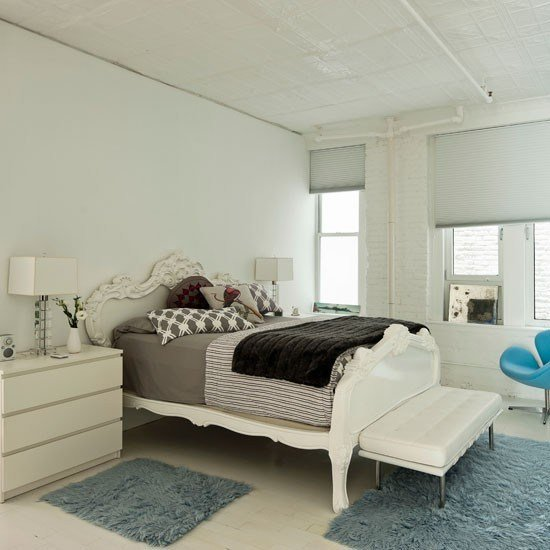 Best Bedroom Take A Look Around A Light Bright New York Loft With Pictures