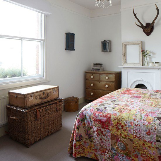 Best Vintage White Country Bedroom Housetohome Co Uk With Pictures
