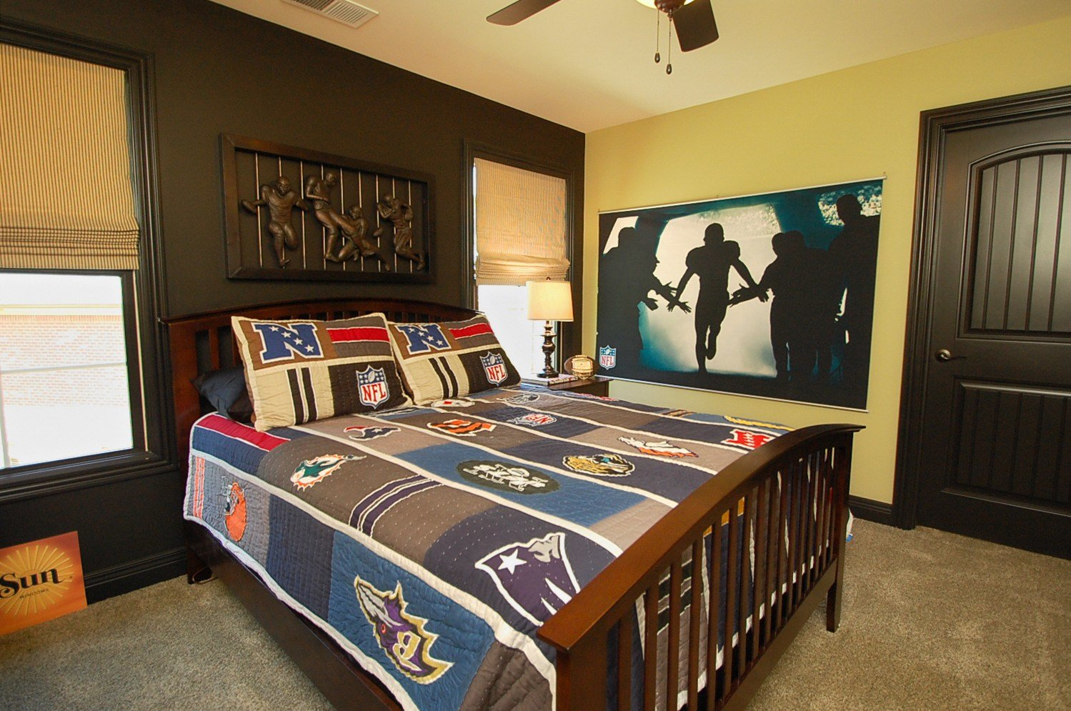 Best Nfl Bedroom Llds Home Store Design Studio With Pictures