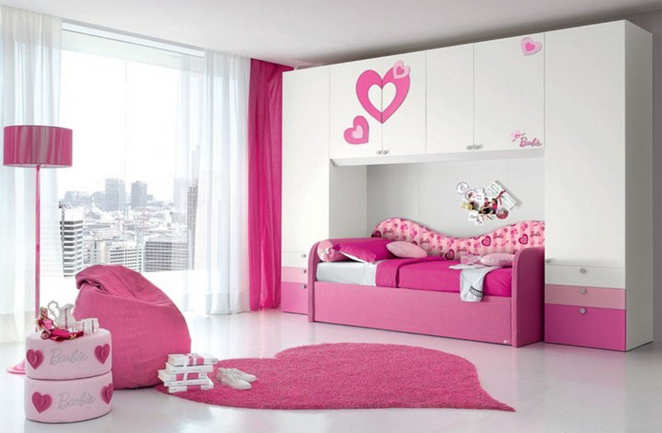 Best Simple Pink Bedroom For Beautiful Girl On Lovekidszone With Pictures