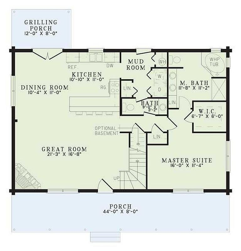 Best Plan 110 00936 3 Bedroom 2 5 Bath Log Home Plan With Pictures