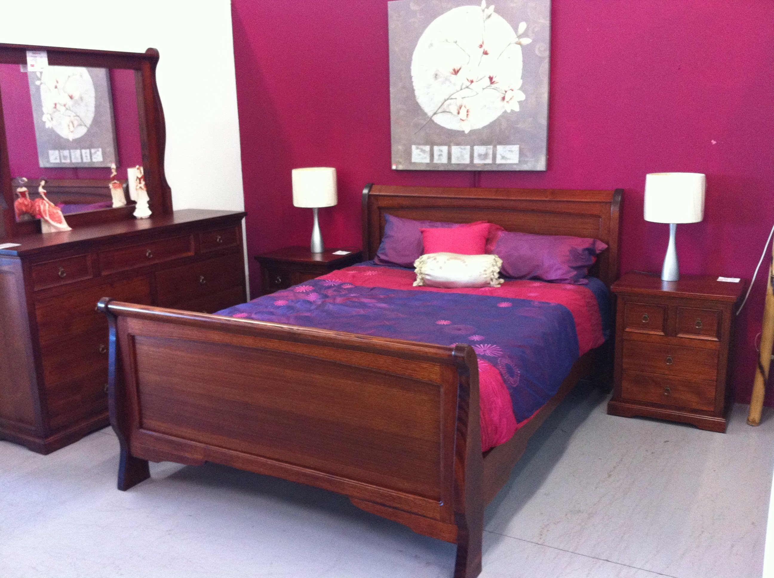 Best B01 Acacia Bedroom Suite Dng Furniture With Pictures