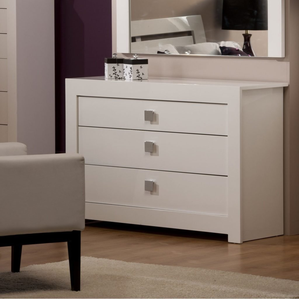 Best Furniture Modern Skinny Dresser For Contemporary Bedroom Dresser Ideas — Tenchicha Com With Pictures
