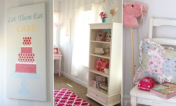 Best Vintage Candy Shop Girl S Bedroom Reveal 100 With Pictures