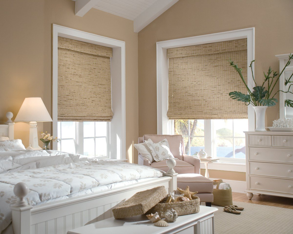 Best Woven Wood Shades Custom Bamboo Shades Houston The With Pictures